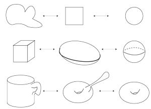 Figure 10: Deformations of objects
